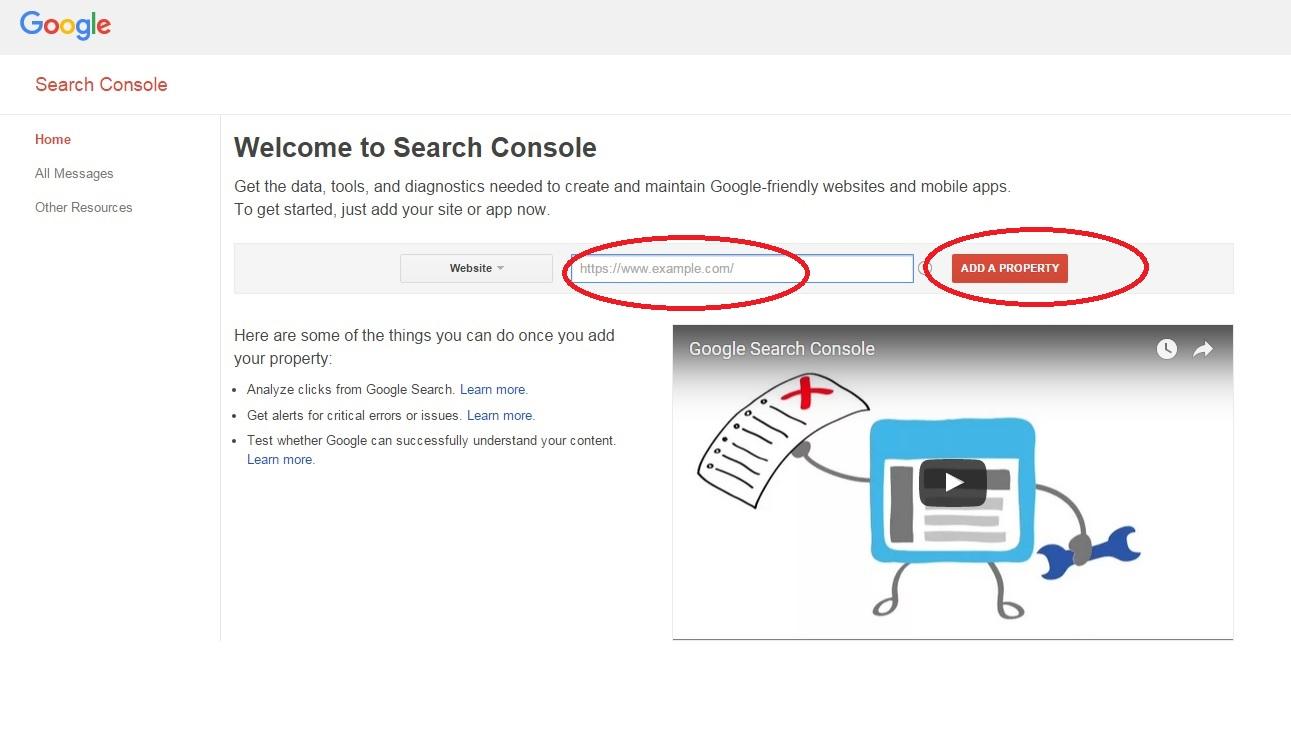 Cara Submit Blog Sitemap XML Ke Google Webmaster Tool Agar