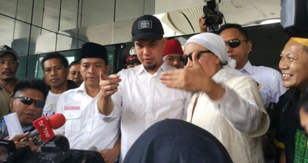 Ahmad Dhani: Saya Dianggap Pejuang Islam di Bekasi