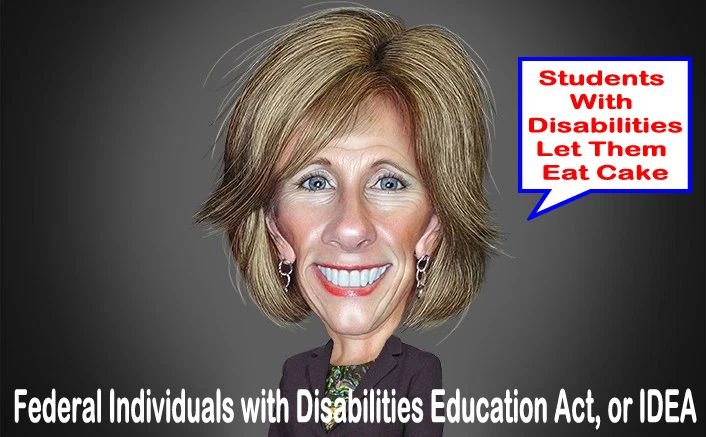 Image result for big education ape Betsy DeVos is booed for a reason