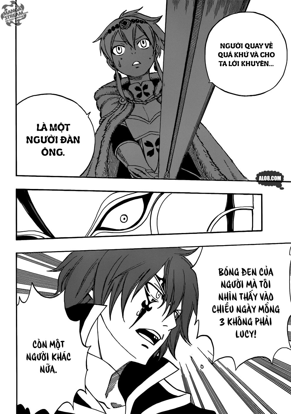 Fairy Tail chap 323 trang 16