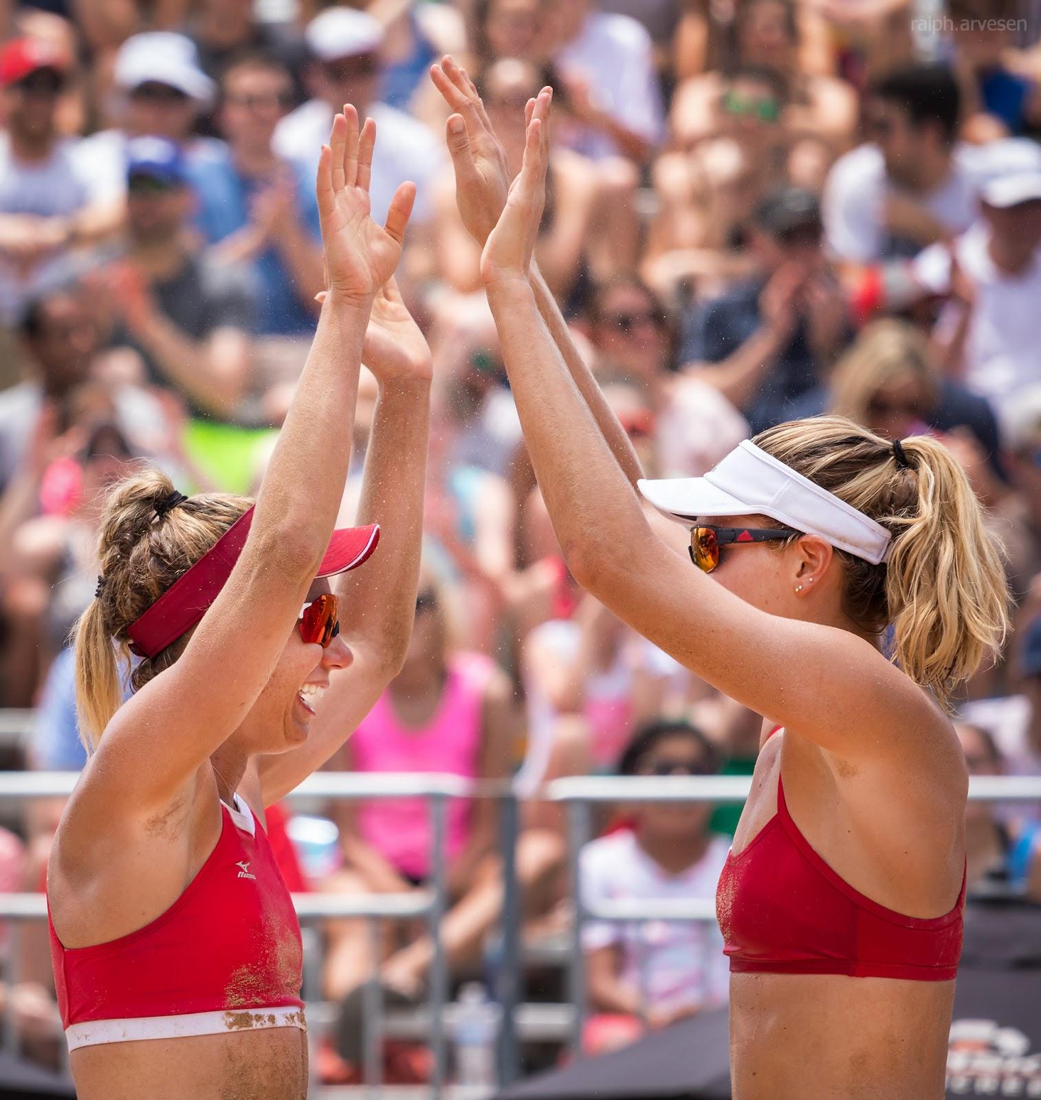 AVP Volleyball | Texas Review | Ralph Arvesen