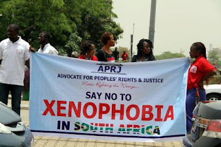 TWO NIGERIANS HAVE BEEN KILLED IN FRESH XENPHOPHIC ATTACKS IN SOUTH AFRICA.