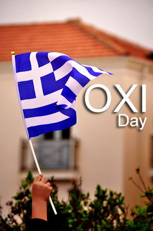 Oxi Day The Greeks said No 28 October 1940