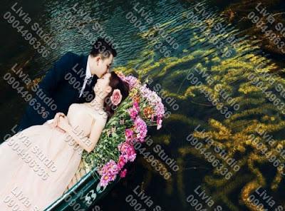 Chụp ảnh cưới tại Tràng An Ninh Bình ngày càng được nhiều cặp đôi lựa chọn