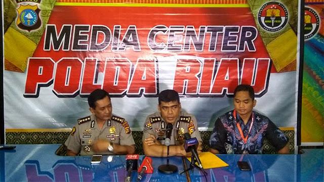 Polisi: Deklarasi 2019 Ganti Presiden di Riau Dibatalkan