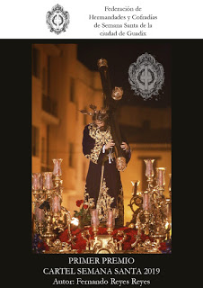 Este Viernes se presenta el cartel de la Semana Santa de Guadix