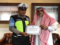 Alhamdulillah, Aiptu Sutisna Dapat Hadiah Naik Haji Gratis Dari Kedutaan Arab Saudi