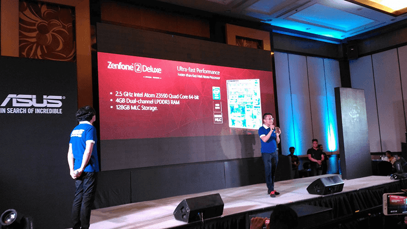 Asus ZenFone 2 Deluxe Special Edition Philippines launch