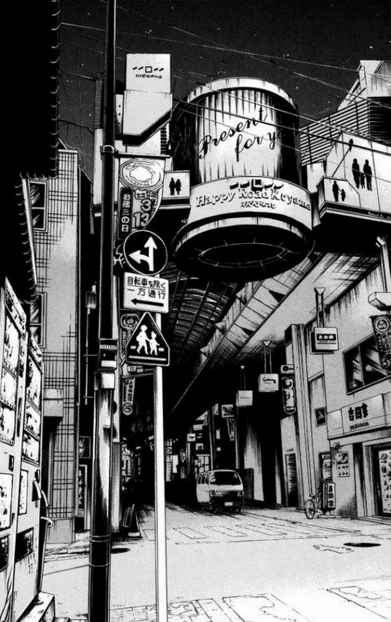 Keren Mangaka Asal Jepang Ini Buat Ilustrasi Pemandangan Yang Mirip
