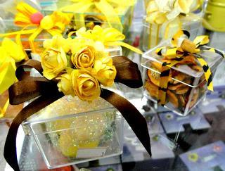 Mini Porta-Jóias de Caixinhas de Acrílico - Lembrancinha Dia da Mulher