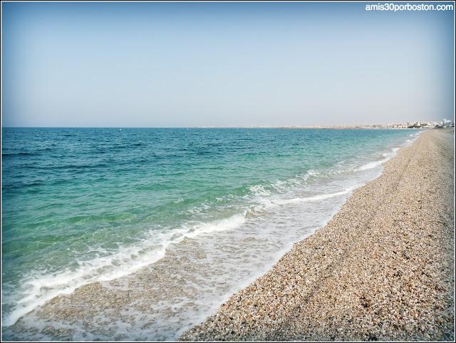 Playa de Almerimar en El Ejido