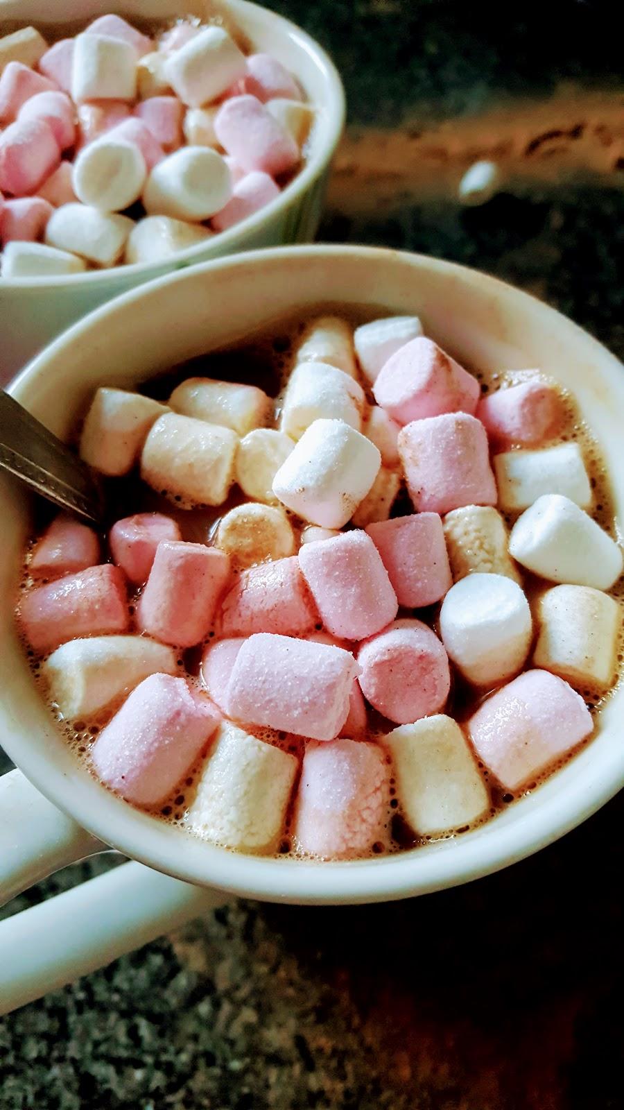 Hot Hot Hot Chocolate: The Wednesday Blog Hop