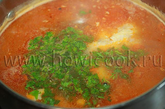 рецепт горохового супа на свиных ребрышках с пошаговыми фото
