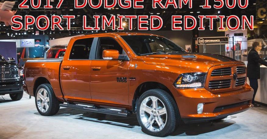 2017 dodge ram 1500 cooper sport limited edition for sale auto reader car news car reviews. Black Bedroom Furniture Sets. Home Design Ideas
