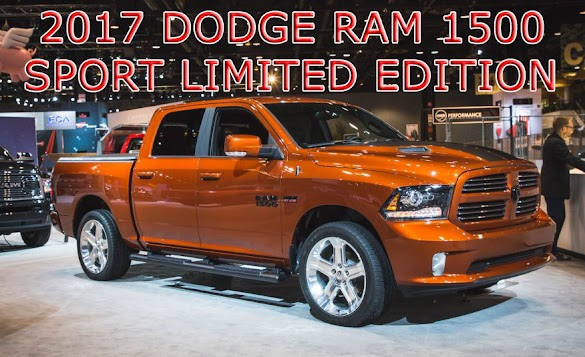 2017 dodge ram 1500  cooper sport limited edition for sale