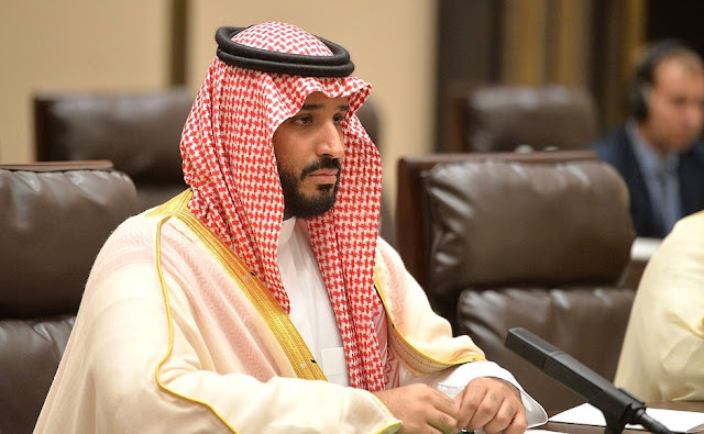 Image Attribute: Crown Prince (then Deputy Crown Prince) of Saudi Arabia Mohammad bin Salman Al Saud at G20 Meeting, Hangzhou, China (September 4, 2016) / Source: Official Website of President of Russia / Creative Commons Attribution 4.0 International