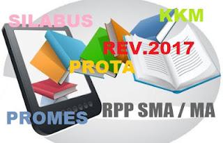 Perangkat Pembelajaran PAI Kelas 10|X, Kelas 11|XI, Kelas 12|XII Kurikulum 2013