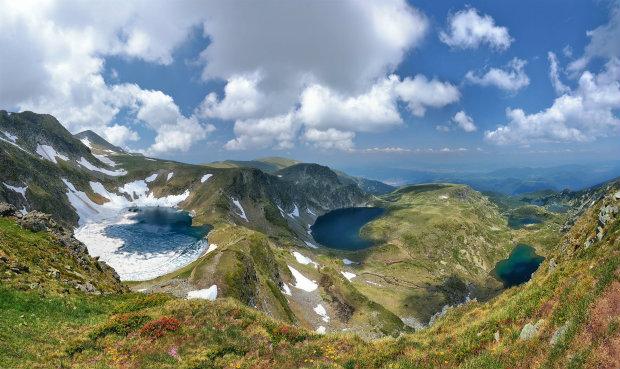 Седем Рилски езера 2016