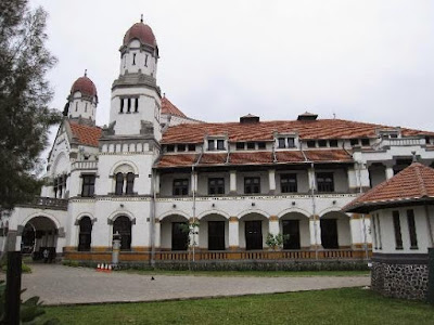 Lawang Sewu di Kota Semarang