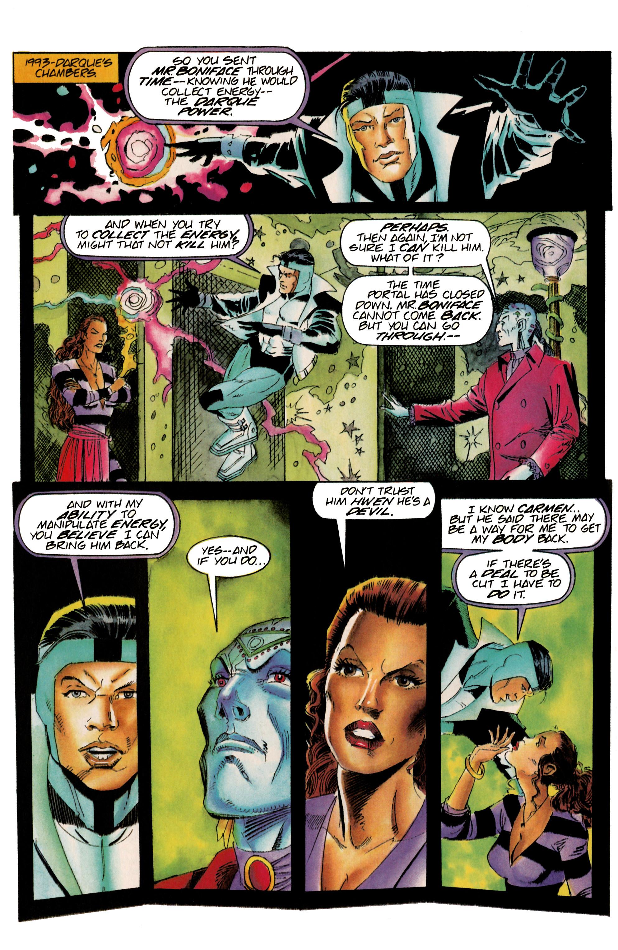 Read online Shadowman (1992) comic -  Issue #23 - 6
