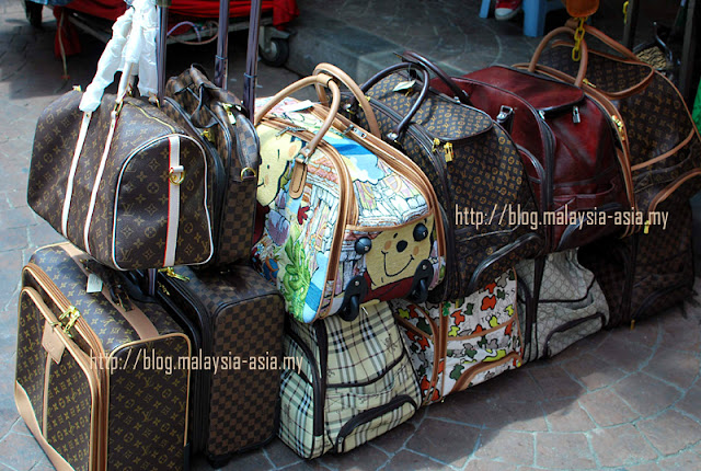 Petaling Street Fake Bags