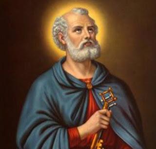 Oração de São Pedro para abir caminhos