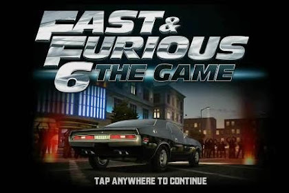 Fast & Furious 6 the Game v4.1.0 APK