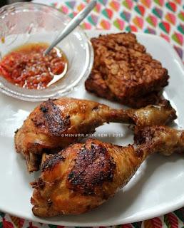 Ide Resep Masak Baceman Ayam Tempe