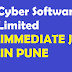 Cyber Software Recruiting Power Bi developer In Pune