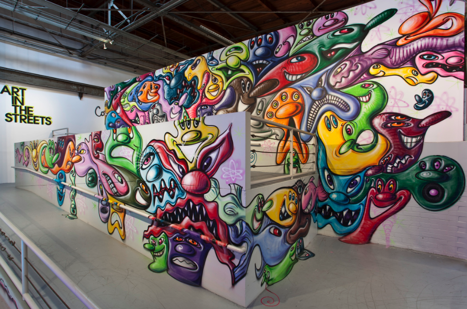 graffiti is an art essay This essay considers graffiti artist los angeles preview graffiti art is free for all to come and view-no one can own it.