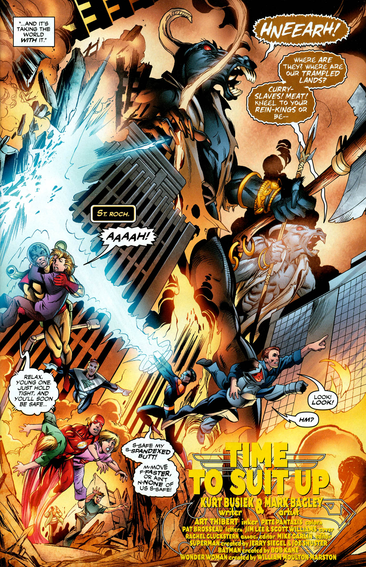 Read online Trinity (2008) comic -  Issue #27 - 5