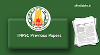 TNPSC Assistant Engineer Previous Papers