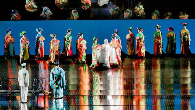 Η Μαντάμα Μπατερφλάι του Πουτσίνι από τη Metropolitan Opera Νέας Υόρκης στην Αλεξανδρούπολη