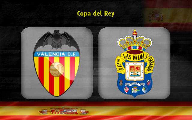 Valencia vs Las Palmas Full Match & Highlights 09 January 2018
