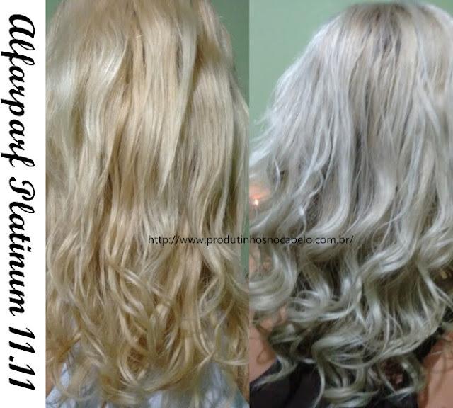 cabelo cinza com 11.11