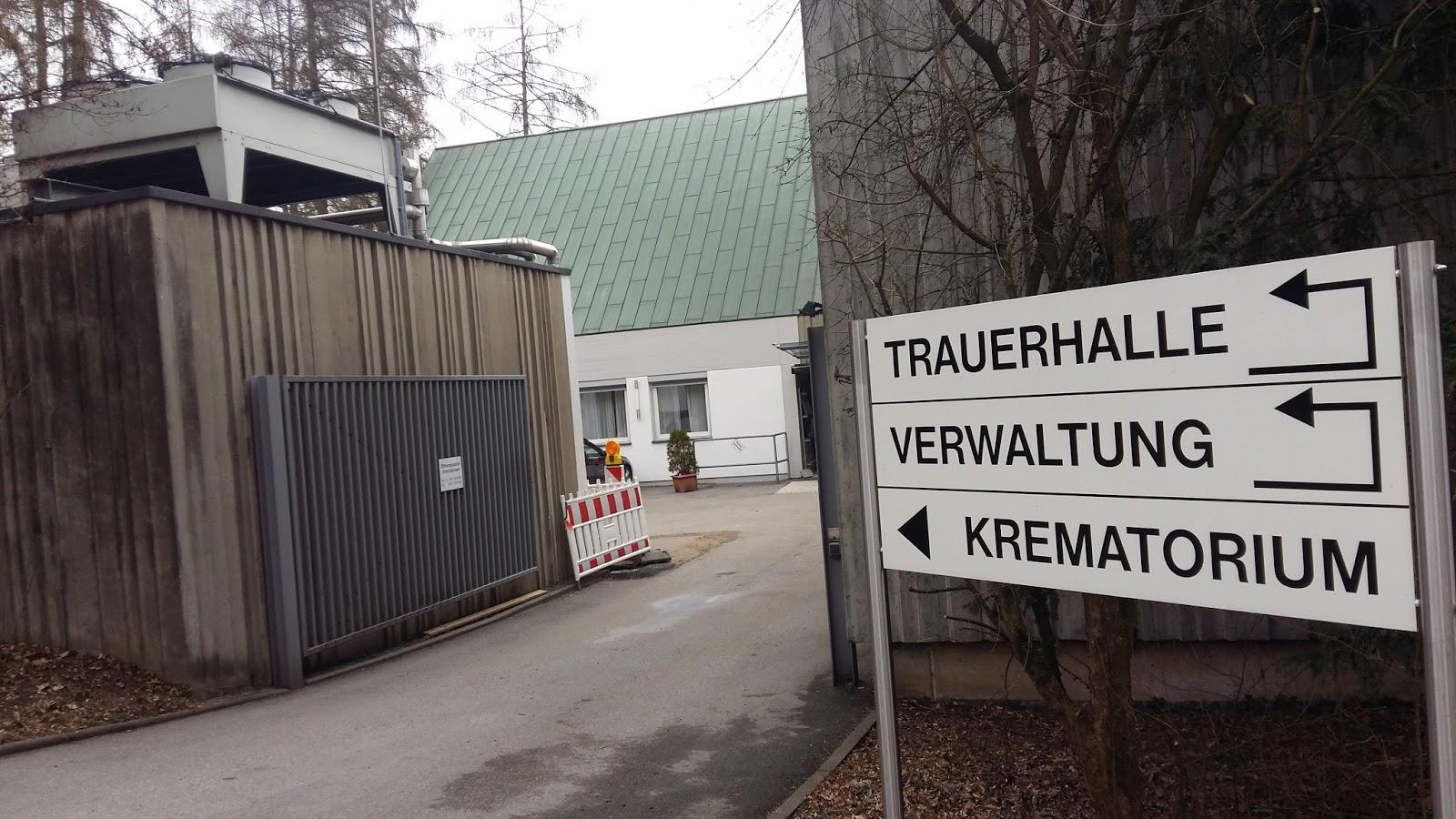 Krematorium Regensburg