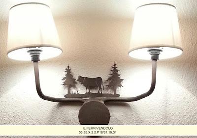Plafoniere Per Case Di Montagna : Lampade per case di montagna chalet baite e country