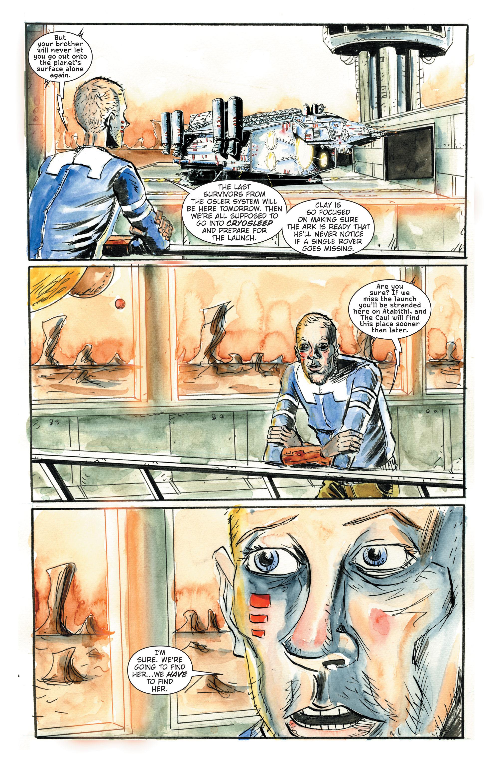 Read online Trillium comic -  Issue # TPB - 148