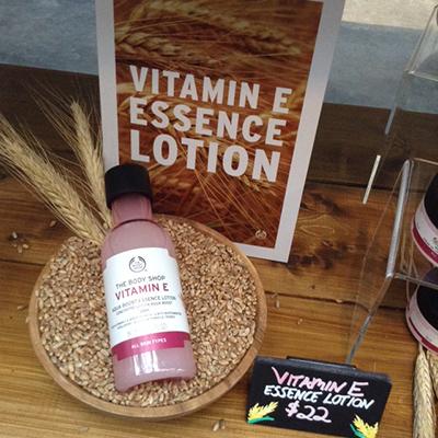 The Body Shop Vitamin E Aqua Booster Essence Lotion ~ #Review
