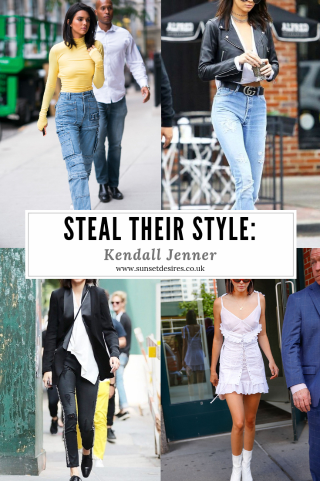 Steal Their Style: Kendall Jenner