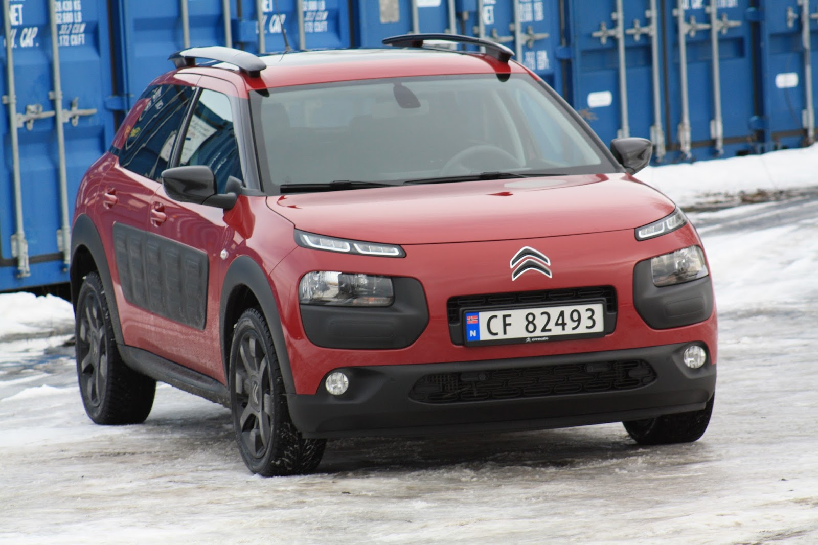 test citroen c4 cactus bil og motorbloggen. Black Bedroom Furniture Sets. Home Design Ideas