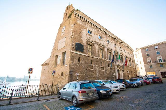 Piazza Stracca-Ancona