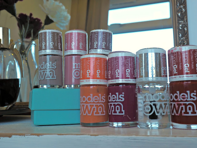 models own hypergel collection