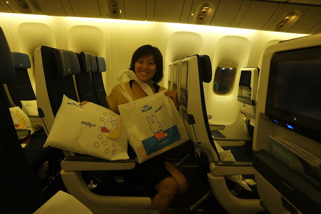 KLM Bring Miffy