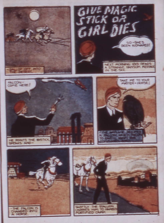 Read online WHIZ Comics comic -  Issue #3 - 39