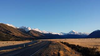Aoraki/Mt. Cook Village - Nueva Zelanda