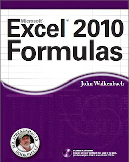 EBOOK EXCEL 2010 FORMULA