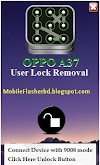 OPPO A37 User Lock Removal Tools 2018 100% Working Free Download By MobileFlasherbd r Jonaki Telecom