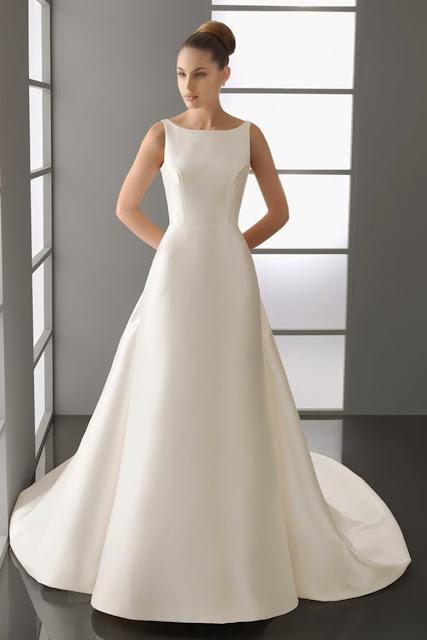 Vestidos de noivas para mulheres maduras