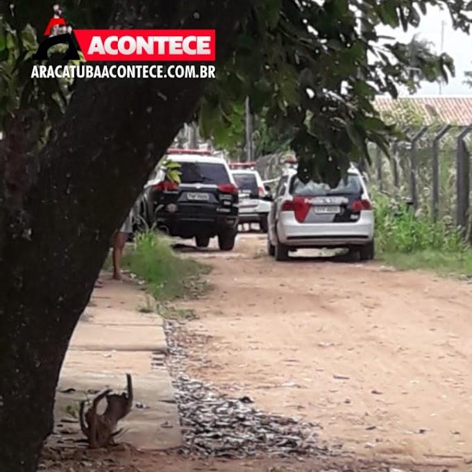 Corpo é encontrado em matagal no bairro Rosele em Araçatuba